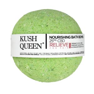 Bath Bomb – 25mg – Relieve