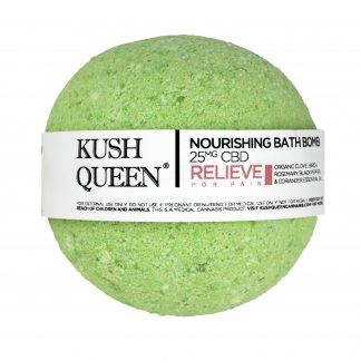 Kush Queen Bath Bomb - Relieve