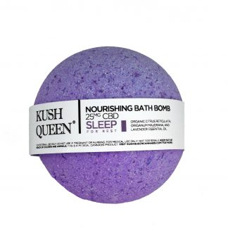Kush Queen Bath Bomb - Sleep