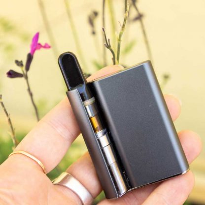 CBD Vapes at Phytofamily - CCell Vape Cart and CCell Palm Battery