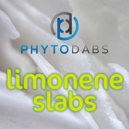 PhytoDabs Limonene Slabs - Terpene Slabs - Buy CBD Dabs with Limonene Terpenes and CBD Isolate
