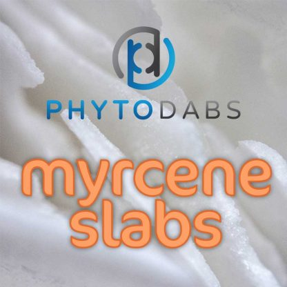 PhytoDabs Myrcene Slabs - Terpene Slabs - Buy CBD Dabs with Myrcene Terpenes and CBD Isolate