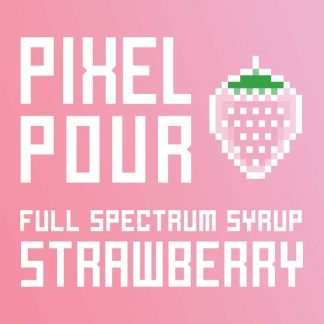 Pixel Pour Full Spectrum Syrup Syrup Front
