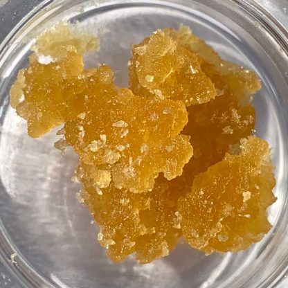 PhytoResin High CBG Wax - Cannabigerol Dabs - CBD Dabs - Full Spectrum Hemp HTFSE HCFSE