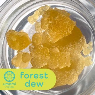 Umami Vape Slabs - Full Spectrum CBD Slabd - Forest Dew Terpenes - Forest Dew Dabs - CBD Dabs With Terpenes