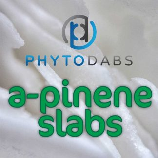 PhytoDabs Alpha-Pinene Slabs - Terpene Slabs - Buy CBD Dabs with Alpha-Pinene Terpenes and CBD Isolate