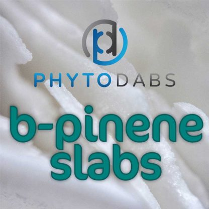 PhytoDabs Beta-Pinene Slabs - Terpene Slabs - Buy CBD Dabs with Beta-Pinene Terpenes and CBD Isolate