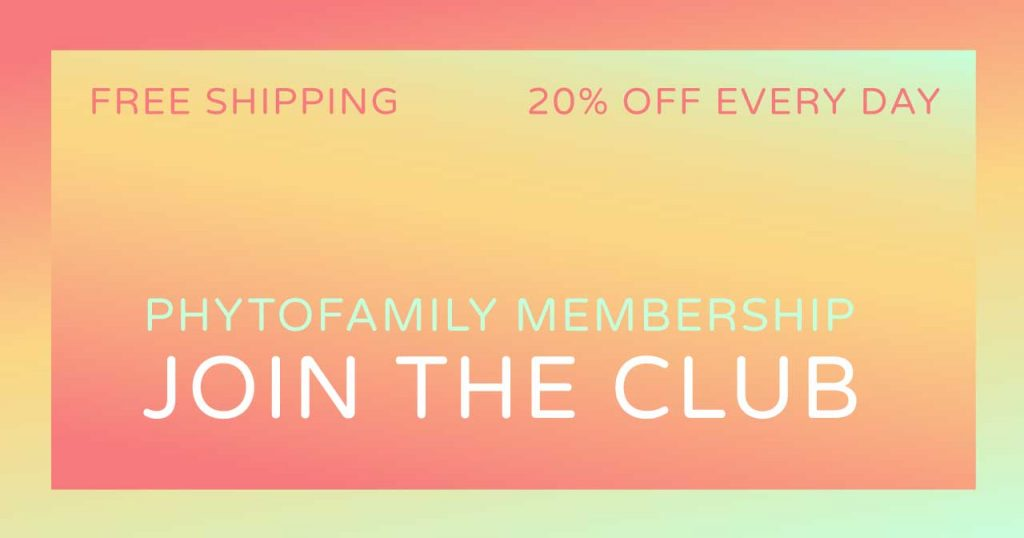 PhytoFamily Membership - Wide Image