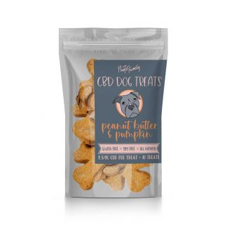 CBD Dog Treats by PhytoFamily - Front